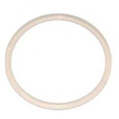 Junta tórica 176 73,03 x 3,53 mm de silicona transparente