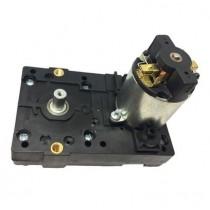 Motorreductor 24V DC 11/12 RPM sin cableado adaptable Bianchi
